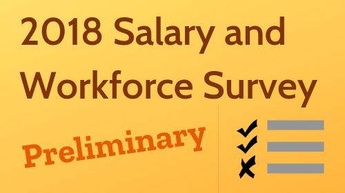 Salary and Workforce Survey Available