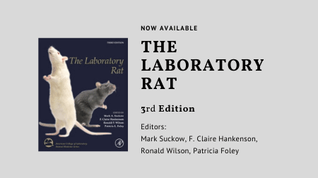 The Laboratory Rat, Third Edition Available